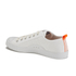 Superdry Men's Super Sneaker Low Top Trainers - Off White: Image 4