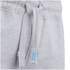 Crosshatch Men's Pacific Jog Shorts - Grey Marl: Image 5