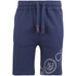 Crosshatch Men's Pacific Jog Shorts - Insignia Blue: Image 1