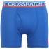 Lote de 2 bóxers Crosshatch Refraction - Hombre - Azul: Image 4