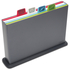 Joseph Joseph Index Large Chopping Board - Graphite: Image 1