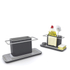 Joseph Joseph Caddy Sink Organiser - Large - Grey: Image 2