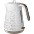 Morphy Richards 108252 Prism Kettle - White: Image 1
