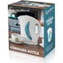 Signature S101 1.7L Electric Kettle - White: Image 4