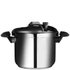 Tower One Touch Pressure Cooker 6L - Stainless Steel: Image 2