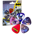 Batman Guitar Plectrums (Set of 5): Image 2