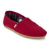 TOMS Men's Core Classics Slip-On Pumps - Red: Image 2