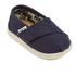 TOMS Toddlers' Seasonal Classics Slip-On Pumps - Navy: Image 2