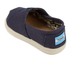 TOMS Toddlers' Seasonal Classics Slip-On Pumps - Navy: Image 4