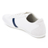 Lacoste Men's Mokara 316 1 Leather Trainers - Off White: Image 4