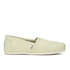 TOMS Women's Core Classics Slip-On Pumps - Natural: Image 1