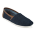 TOMS Men's Seasonal Classic Slip-On Pumps - Dark Denim with Trim: Image 2