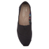 TOMS Women's Core Classics Slip-On Pumps - Black: Image 3