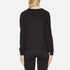 Boutique Moschino Women's Chic Knitted Jumper - Black: Image 3