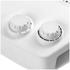 Warmlite WL44013 3000W Fan Heater - White: Image 2