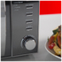 Tower T24007 800W Digital Microwave - Metallic: Image 5