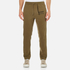 Maharishi Men's Organic Loopback Sweatpants - Maha Olive: Image 1