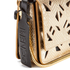 KENZO Women's Essentials Mini Cross Body Bag - Gold: Image 4