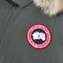 Canada Goose Men's Chateau Parka - Slate: Image 5