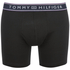 Tommy Hilfiger Men's Cotton Flex Boxer Briefs - Black: Image 1