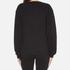 McQ Alexander McQueen Women's Classic Tonal Sweatshirt - Darkest Black: Image 3