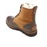 UGG Men's Hannen TL Waterproof Leather Lace Up Boots - Dark Chestnut: Image 4