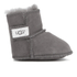 UGG Babies' Erin Suede Boots - Charcoal: Image 1