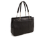 DKNY Women's Gansevoort Pinstripe Quilted Shopper Tote Bag - Black: Image 3