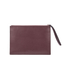 Versus Versace Women's Stud Clutch Bag - Oxblood/Nickel: Image 2