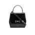 Ted Baker Women's Gerri Geometric Bow Top Handle Bag - Black: Image 1
