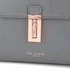Ted Baker Women's Ellice Top Handle Bag - Gunmetal: Image 3