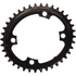 AbsoluteBLACK CX 110BCD 4 Bolt Shimano Spider Mount Oval Chain Ring: Image 3