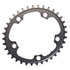 AbsoluteBLACK 110BCD 5 Bolt Spider Mount Oval Chain Ring (Training): Image 3