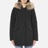Woolrich Women's Luxury Arctic Parka - Black: Image 1
