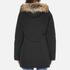 Woolrich Women's Luxury Arctic Parka - Black: Image 3