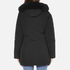 Woolrich Women's Luxury Arctic Parka - Fox Black: Image 3