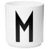 Design Letters Porcelain Cup - M: Image 1