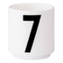 Design Letters Espresso Cup - 7: Image 1