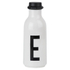Design Letters Water Bottle - E: Image 1
