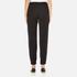 French Connection Women's Dolly Drape Joggers - Black: Image 2
