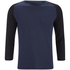 Produkt Men's 3/4 Sleeve Raglan Top - Dress Blue: Image 1