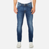 Edwin Men's Ed-85 Slim Tapered Drop Crotch Jeans - Mid Trip Used: Image 1