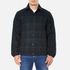 Edwin Men's Coach Jacket - Black Watch Tartan: Image 1