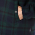 Edwin Men's Coach Jacket - Black Watch Tartan: Image 6
