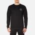 Edwin Men's Classic Crew Logo 2 Sweatshirt - Black: Image 1
