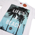 Hot Tuna Men's Life's A Beach T-Shirt - White: Image 3