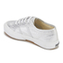 Superga Kids' 2750 Lamej Trainers - Silver: Image 4