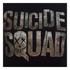 DC Comics Men's Suicide Squad Logo T-Shirt - Black: Image 3