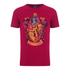 Harry Potter Men's Gryffindor Shield T-Shirt - Red: Image 1