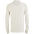 Brave Soul Men's Lincoln Long Sleeve Polo Shirt - Ecru: Image 2